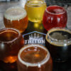 Greek Gods, Race Cars, and Sour Beer: Hanging Out at Triton Brewing Company