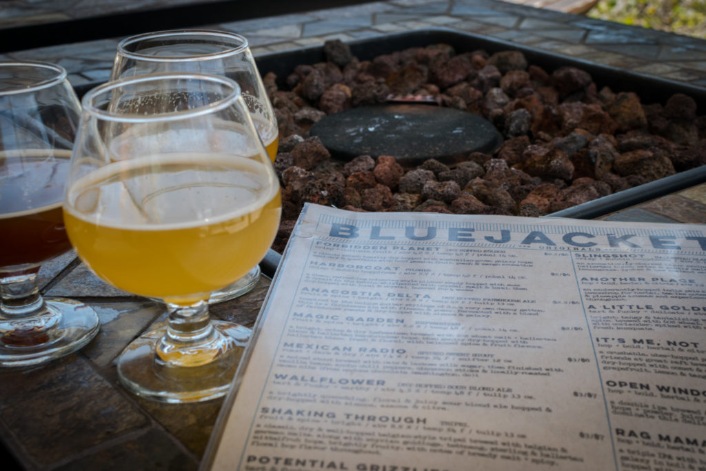 An Arsenal, a Navy Yard and Potential Grizzlies at Bluejacket ...