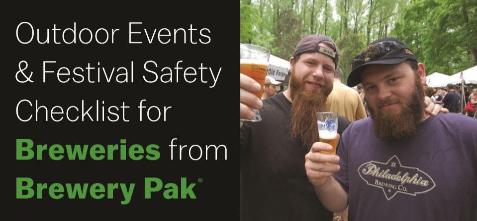Brewery PAK Checklist